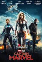 Kaptan (Captain) Marvel 2019 izle Türkçe Dublaj