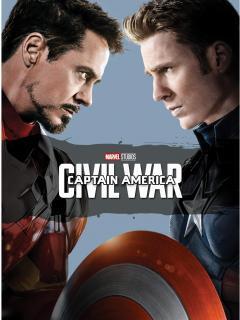 Kaptan Amerika 3 İç Savaş HD İzle | HD
