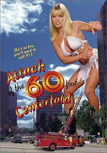 Attack Of The 60 Foot Centerfold / Yabancı Erotik Filmi izle reklamsız izle