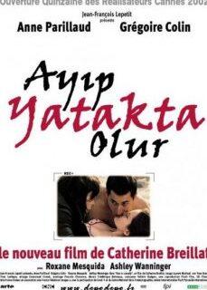 Ayıp Yatakta Olur Fransız Erotik Türkçe Dublaj hd izle