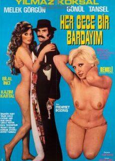Her Gece Bir Bardayım 1974 Yeşilçam Filmi İzle tek part izle