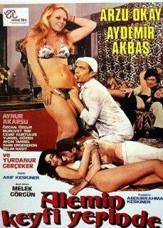 Alemin Keyfi Yerinde 1975 Erotik Film İzle reklamsız izle