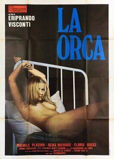 La Orca İtalyan Erotik Film