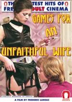 Games For an Unfaithful Wife Fransız Erotik Filmleri izle reklamsız izle