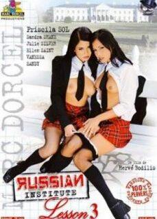 Russian Institute Lesson 3 +18 Erotik Film izle hd izle
