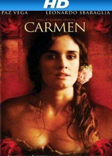 İspanyol Erotik Filmi Carmen Full reklamsız izle