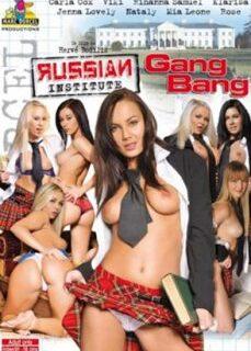 Russian Institute Lesson 13 / Gang Bang Erotik Filmini İzle hd izle